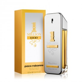Paco Rabanne One Million Lucky EDT 100 ml Erkek Parfümü