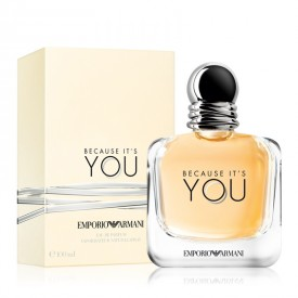 Emporio Armani Because It's You EDP 100 ml Kadın Parfümü