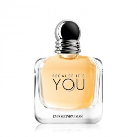 Emporio Armani Because It's You EDP 100 ml Kadın Parfümü Outlet