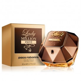 Paco Rabanne Lady Million Privé EDP 80 ml Kadın Parfümü