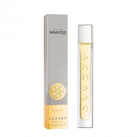 Azzaro Wanted Vapo EDT 15 ml Travel Erkek Parfümü